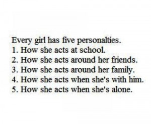 girls girl Personal text post relatable personalities my-teen-quote