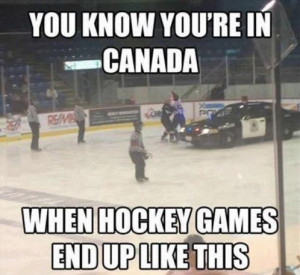 Canadian Hockey
