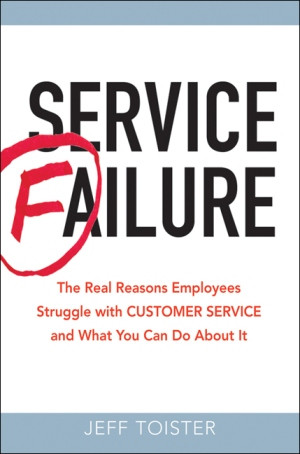 The Book: Service Failure Customer Service Idea Bank Recommended ...