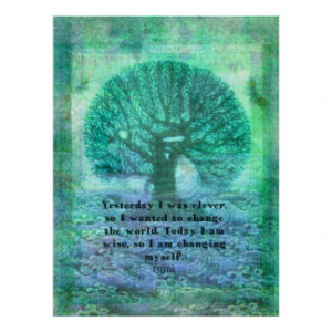 Tree Of Life Painting Posters