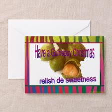 Jamaican christmas Greeting Cards (Pk of 10)