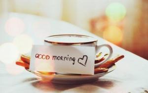 El amor para algunos es como el café de buenos días que no se puede ...