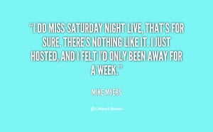 Saturday Night Quotes Preview quote