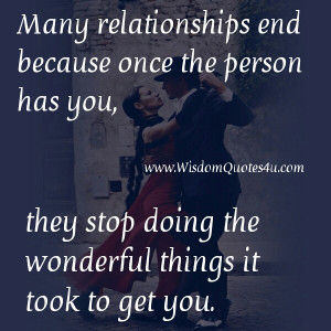 Sad Quotes About Relationships