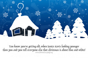 Witty and Sarcastic Christmas Sayings