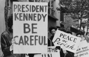 ... You Going to Be If You Grow Up?': Recalling the Cuban Missile Crisis