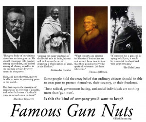 Gangsters For Gun Control