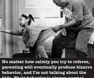 Wise Parenting Quote funny picture