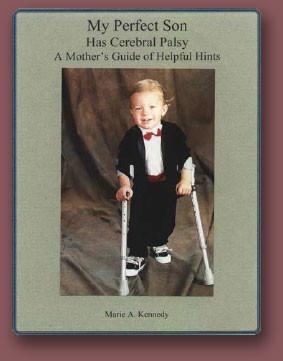 Cerebral Palsy Inspirational Speaker & Author Advocate - Marie Kennedy ...