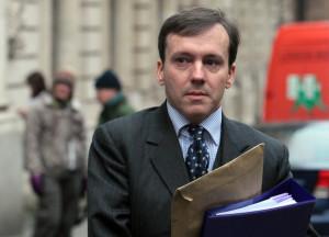 Paul Cook Vincent Tabak 39 s defence lawyer Paul Cook leaves Bristol