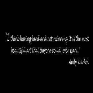Andy Warhol Quote Digital Art