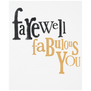 Farewell Quotes Funny . Good Luck Message For Leaving Coworker ...