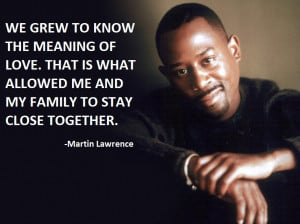 Martin Lawrence Quotes Martin lawrence