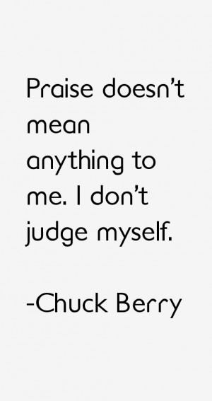 Chuck Berry Quotes & Sayings