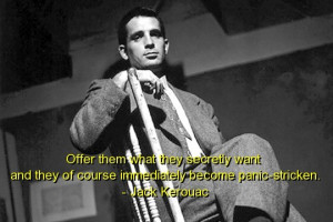 Jack kerouac, best, quotes, sayings, wise, meaningful