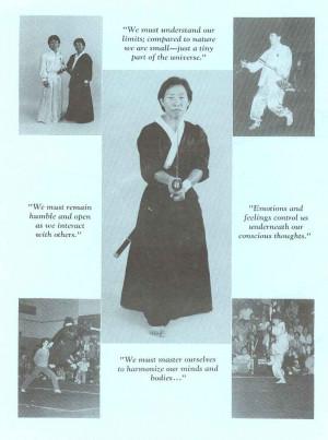 Quotes from Sr. Grandmaster Joon P. Choi