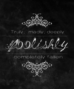 Truly Madly Deeply by One Direction