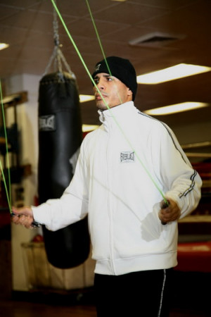 Miguel Cotto Showtime Photos and Quotes