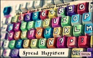 the new keys to spreading happiness spread happiness