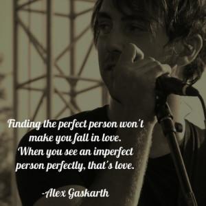 Alex Gaskarth