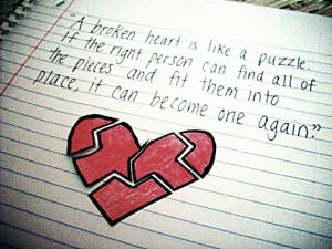 40+ Heartfelt Broken Heart Quotes