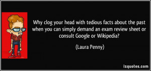 More Laura Penny Quotes