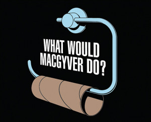 ... macgyver, illustration, macgyver, mcgyver, question, quote, quotes