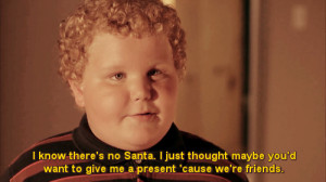 Top 10 amazing picture (gif) quotes from movie Bad Santa quotes