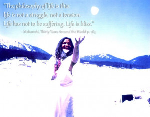 Maharishi Quote