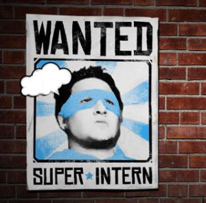 Shine on you crazy internship experience!