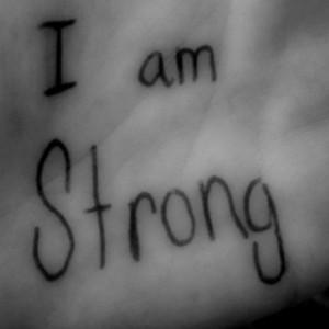 Believe in your strength!
