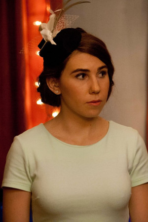 ... DON'T now? Girls star Zosia Mamet talks finding love in 2013