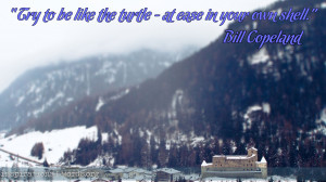 Inspirational Wallpaper Quote by Bill Copeland