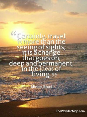 Good Quotes Travel Are Like...