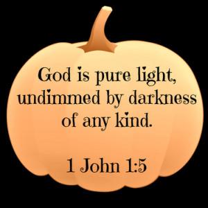 Free printable Bible verse pumpkin fall decorations