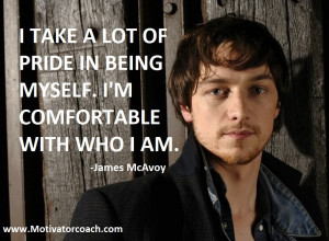 James McAvoy Quotes