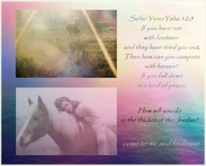 Via messianic maiden