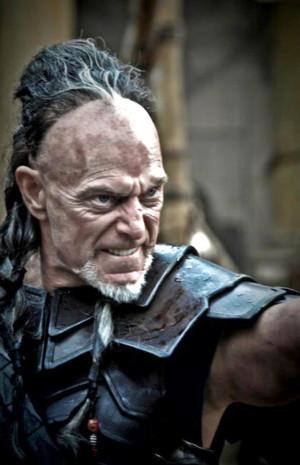 Stephen Lang stars as Khalar Zym in Conan the Barbarian (2011).
