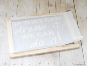 Easy Chalkboard Teacher Appreciation Gift