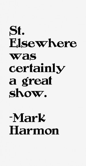 Mark Harmon Quotes amp Sayings