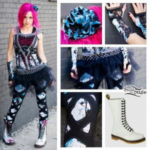 http://stealherstyle.net/ariel-bloomer/ Icon For Hire, Style Crushes ...