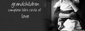 Grandchildren Complete Lifes Cover