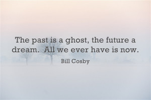 Past Hard the Past Past Is Ghost Past Quote