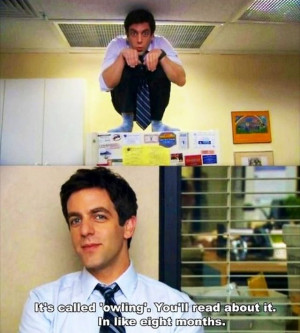 The Office B.J. Novak