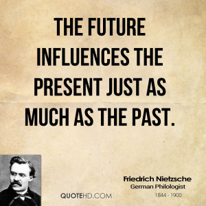 Past Present Future Quotes