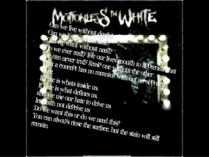 Motionless in White Quotes