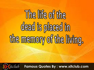 You Are Currently Browsing 15 Most Famous Death Quotes