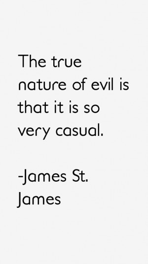 James St. James Quotes & Sayings