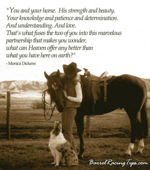 Barrel RacingHors And Rider Quotes, Horses 3, Inspiration Hors Quotes ...