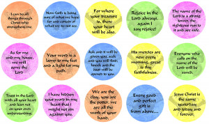 Religious Sayings From The Bible Bible phrases and quotes 1